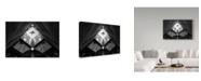 "Trademark Global Correy Christophe 'Plane City' Canvas Art - 47"" x 2"" x 30"""