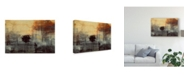 "Trademark Global Dalibor Davidovic 'Industrial Shadows' Canvas Art - 24"" x 2"" x 16"""
