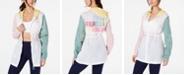 Fila Liliana Colorblocked Hooded Jacket
