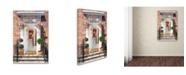 """Trademark Global The Macneil Studio 'Doorway' Canvas Art - 24"""" x 16"""" x 2"""""""
