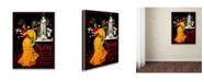 """Trademark Global Vintage Lavoie 'Ads-00244' Canvas Art - 47"""" x 35"""" x 2"""""""