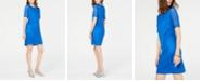 Alfani Petite Lace Sheath Dress, Created for Macy's