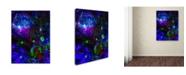 "Trademark Global MusicDreamerArt 'Space Gypsies' Canvas Art - 19"" x 14"" x 2"""