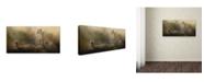 "Trademark Global Jai Johnson 'The Coalition' Canvas Art - 32"" x 16"" x 2"""