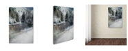 "Trademark Global Jai Johnson 'Winter Impressions In Colorado 1' Canvas Art - 19"" x 12"" x 2"""