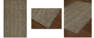"D Style Cozy Weave Cwv100 Mocha 5' x 7'6"" Area Rug"