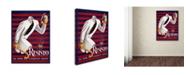 "Trademark Global Vintage Lavoie 'Fashion Men 41' Canvas Art - 32"" x 24"" x 2"""