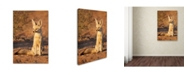 """Trademark Global Robert Harding Picture Library 'Small Animals' Canvas Art - 19"""" x 12"""" x 2"""""""