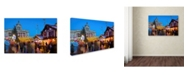 """Trademark Global Robert Harding Picture Library 'Architecture 93' Canvas Art - 47"""" x 30"""" x 2"""""""