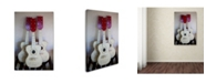"Trademark Global Robert Harding Picture Library 'Ukuleles' Canvas Art - 24"" x 16"" x 2"""