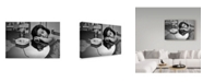 "Trademark Global Mohammadreza Momeni 'After Dinner' Canvas Art - 32"" x 2"" x 22"""