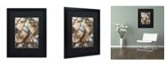 "Trademark Global Stephen Stavast 'Above the Shadows Break' Matted Framed Art - 16"" x 20"" x 0.5"""