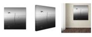 "Trademark Global Moises Levy 'Fly' Canvas Art - 24"" x 24"" x 2"""