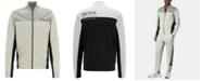 Hugo Boss BOSS Men's SL-Tech Water-Repellent Sweat Jacket