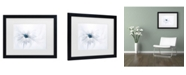 "Trademark Global Jacky Parker 'Serenity' Matted Framed Art - 14"" x 11"" x 0.5"""
