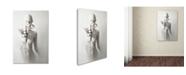 "Trademark Innovations Nihil 'Le Mal Par Le Mal' Canvas Art - 32"" x 22"" x 2"""