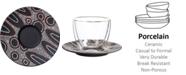 Villeroy & Boch Manufacture Rock Desert Art Tea/Coffee Cup Saucer