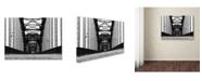 "Trademark Global Daniel Slominski 'Bridge' Canvas Art - 24"" x 18"" x 2"""
