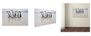 "Trademark Global Joan Gil Raga 'Bodyguard' Canvas Art - 32"" x 22"" x 2"""