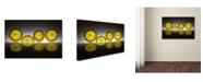 """Trademark Global Wieteke de Kogel 'Lemon' Canvas Art - 32"""" x 22"""" x 2"""""""