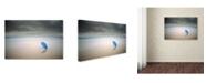 "Trademark Innovations Paulo Dias 'Summer Rain' Canvas Art - 24"" x 16"" x 2"""