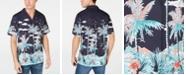 Lacoste Men's Palm-Tree Graphic Shirt