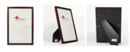 """Lawrence Frames 755982 Espresso Wood Picture Frame - 8"""" x 12"""""""