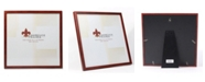 """Lawrence Frames 755612 Walnut Wood Picture Frame - 12"""" x 12"""""""