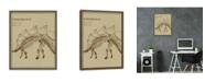 Artissimo Designs Stegosaurus Cream Print