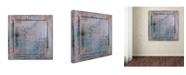 "Trademark Global Nicole Dietz 'Framed Out' Canvas Art - 14"" x 14"""