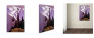 "Trademark Global Lantern Press 'Illustration 7' Canvas Art - 12"" x 19"""