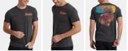 Lucky Brand Men's Dodge Highway Graphic T-Shirt