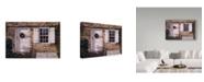 "Trademark Global William Breedon 'Holiday Greetings' Canvas Art - 16"" x 24"""
