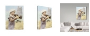 "Trademark Global Sharon Forbes 'Catch A Star' Canvas Art - 18"" x 24"""