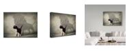 "Trademark Global J Hovenstine Studios 'Believe 1' Canvas Art - 24"" x 18"""