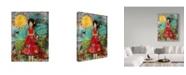 "Trademark Global Janelle Nichol 'Let The Sun Shine In' Canvas Art - 24"" x 32"""