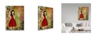 "Trademark Global Janelle Nichol 'Christmas Eve' Canvas Art - 24"" x 32"""