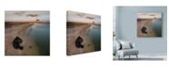 "Trademark Global Maciej Duczynski 'Marken' Canvas Art - 14"" x 14"""