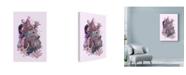 """Trademark Global Mat Miller 'Forest Warden' Canvas Art - 16"""" x 24"""""""