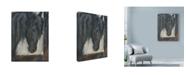 "Trademark Global Solveiga 'Hilandero' Canvas Art - 18"" x 24"""