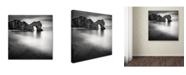"Trademark Global Rob Cherry 'Durdle Door' Canvas Art - 35"" x 35"""