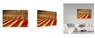 """Trademark Global John W. Golden 'Skee-ball' Canvas Art - 30"""" x 47"""""""