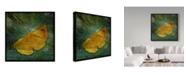 "Trademark Global John W. Golden 'Gingko Green' Canvas Art - 35"" x 35"""
