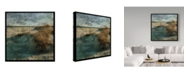 """Trademark Global John W. Golden 'Wrightsville Dunes' Canvas Art - 35"""" x 35"""""""