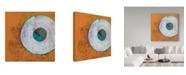 "Trademark Global Nicole Dietz 'Abstract Eye' Canvas Art - 24"" x 24"""