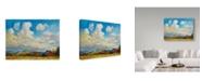 "Trademark Global Steve Henderson 'Lonesome Barn' Canvas Art - 24"" x 32"""