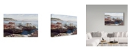 "Trademark Global Rusty Frentner 'Thunder Hole' Canvas Art - 22"" x 32"""