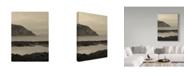 "Trademark Global Peter Mcclure 'Kintyre Plus' Canvas Art - 47"" x 35"""