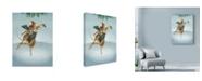 "Trademark Global Peggy Harris 'Mice Capades' Canvas Art - 35"" x 47"""