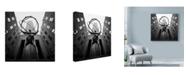 "Trademark Global Nina Papiorek 'NYC Rockefeller' Canvas Art - 24"" x 24"""